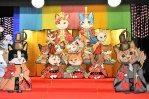 ネコたちの雛祭り ネコリンピック2020